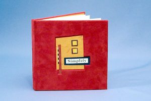 Simplify: Front Cover