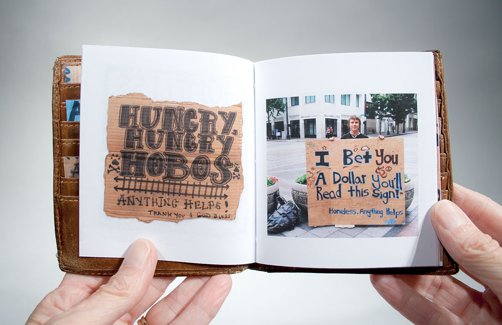 Anything Helps by Laura Russell