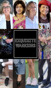 Exquisite Warriors by Laura Russell